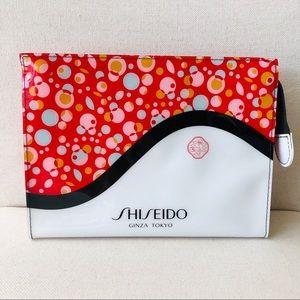 NWOT💥 SHISEIDO Ginza Tokyo Cosmetic/Travel Bag